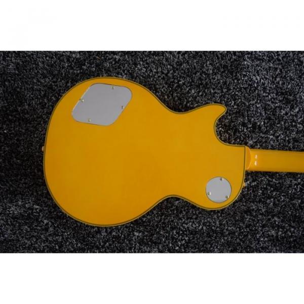 Custom Shop LP Randy Rhoads TV Yellow Electric Guitar #4 image