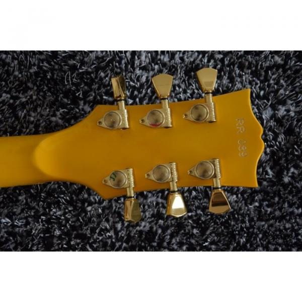 Custom Shop LP Randy Rhoads TV Yellow Electric Guitar #5 image