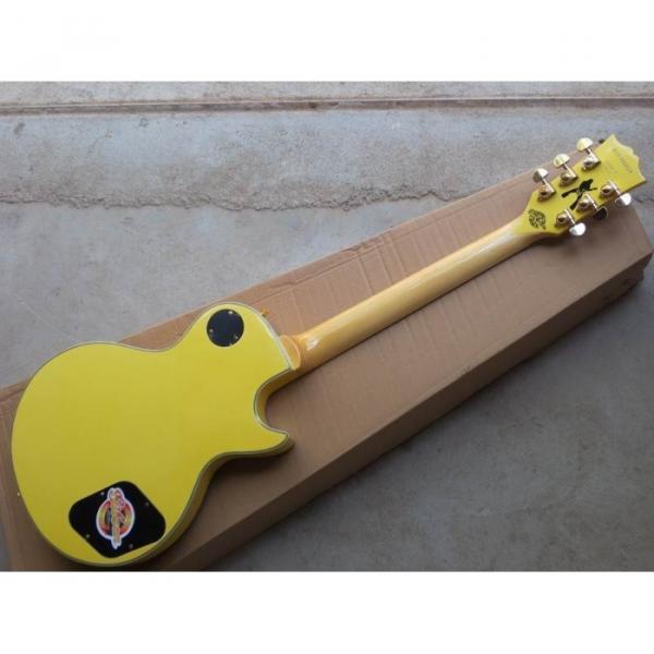 Custom Shop Left Handed Zakk Wylde Bullseyes Electric Guitar #3 image
