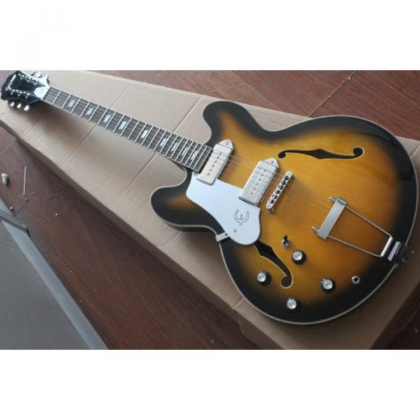 Custom Shop Left Handed Epi Vinatge Electric Guitar #1 image