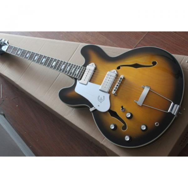 Custom Shop Left Handed Epi Vinatge Electric Guitar #3 image