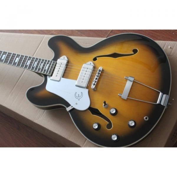 Custom Shop Left Handed Epi Vinatge Electric Guitar #4 image
