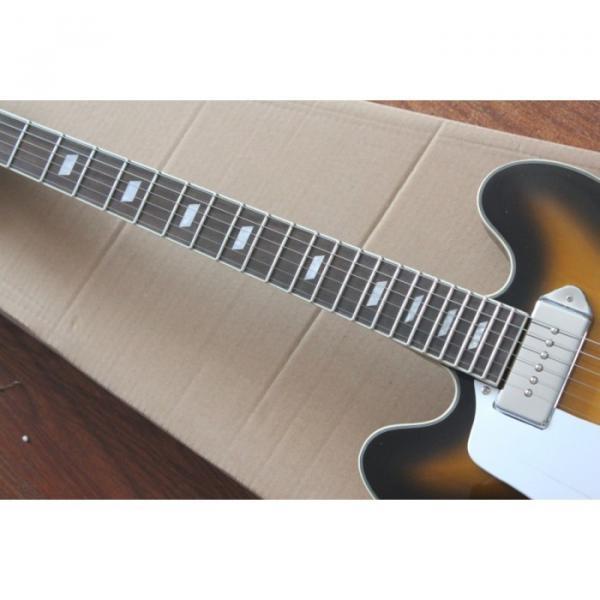 Custom Shop Left Handed Epi Vinatge Electric Guitar #5 image