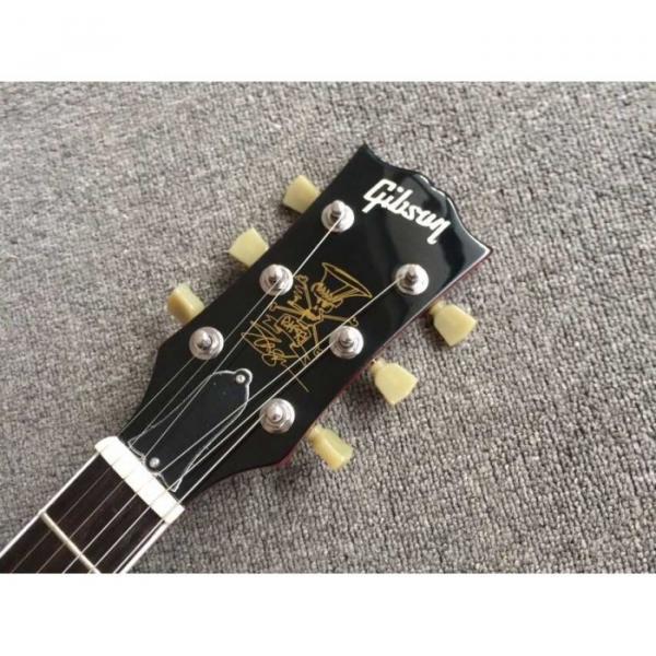 Custom Shop Left Handed Slash Appetite Sunburst Electric Guitar #2 image