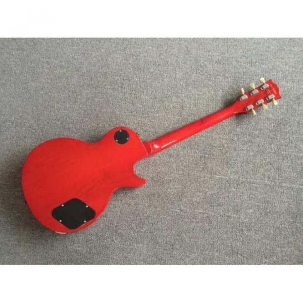 Custom Shop Left Handed Slash Appetite Sunburst Electric Guitar #5 image