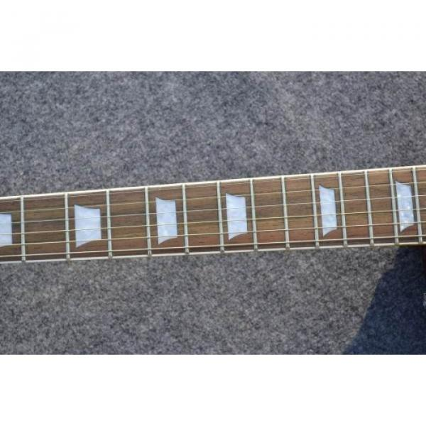 Custom Shop Joe Perry Boneyard Flame Maple Top Electric Guitar #2 image