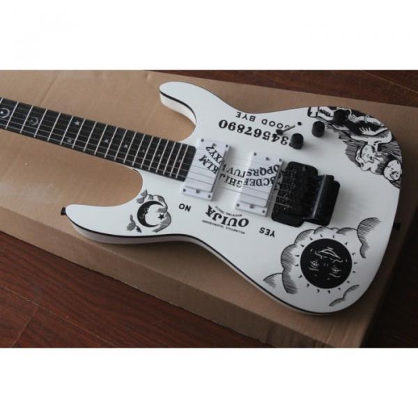 Custom Shop KH2OUIJA ESP Kirk Hammett Ouija Electric Guitar #1 image