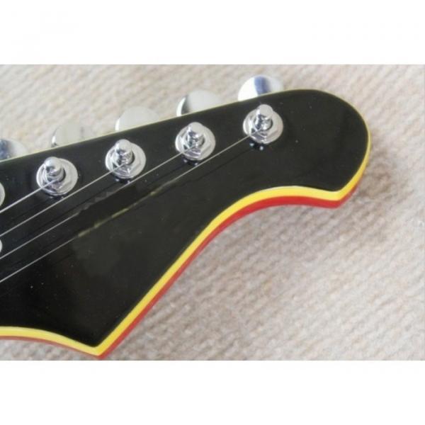 Custom Shop Johnny A Signature Cherry Red Electric Guitar #3 image