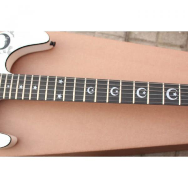Custom Shop KH2OUIJA ESP Kirk Hammett Ouija Electric Guitar #2 image