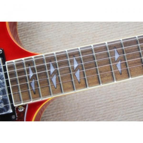 Custom Shop Johnny A Signature Cherry Red Electric Guitar #5 image