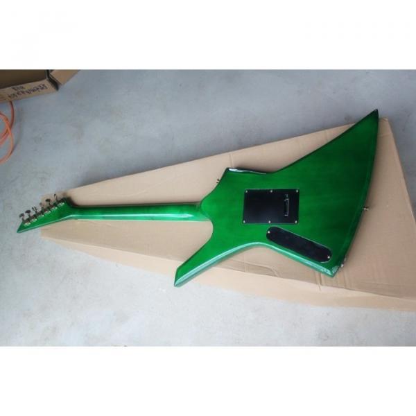 Custom Shop Jackson KE2 Green Electric Guitar #4 image