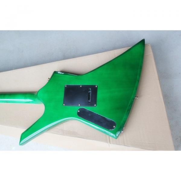 Custom Shop Jackson KE2 Green Electric Guitar #5 image