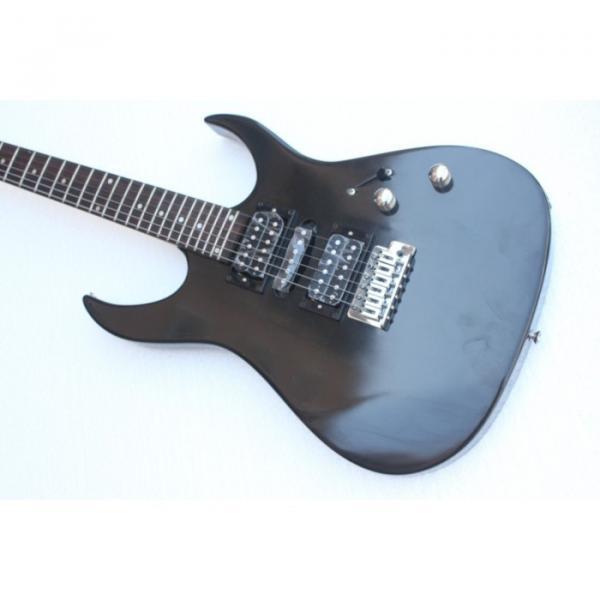 Custom Shop Jackson Black Electric Guitar #1 image