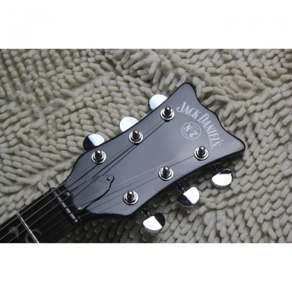Custom Shop Jack Daniel's Sunburst Electric Guitar #2 image