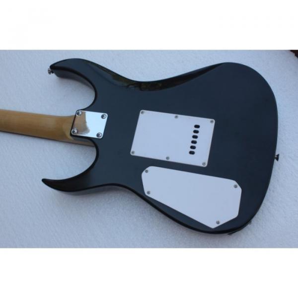 Custom Shop Jackson Black Electric Guitar #4 image