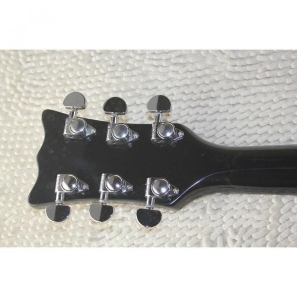 Custom Shop Jack Daniel's Sunburst Electric Guitar #4 image