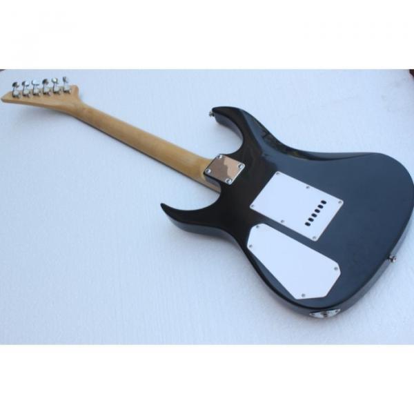 Custom Shop Jackson Black Electric Guitar #5 image