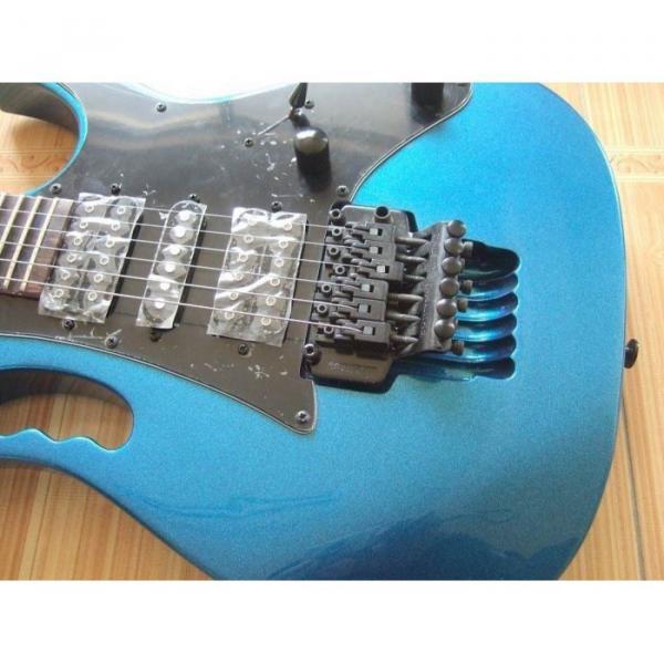 Custom Shop Ibanez Whale Blue Jem Electric Guitar #3 image