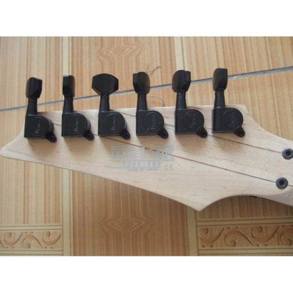 Custom Shop Ibanez Whale Blue Jem Electric Guitar #4 image