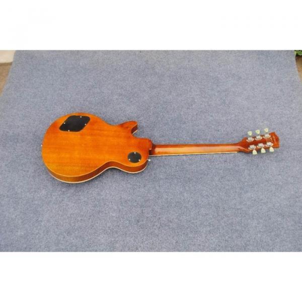 Custom Shop Honey Tiger Maple Top Electric Guitar #2 image