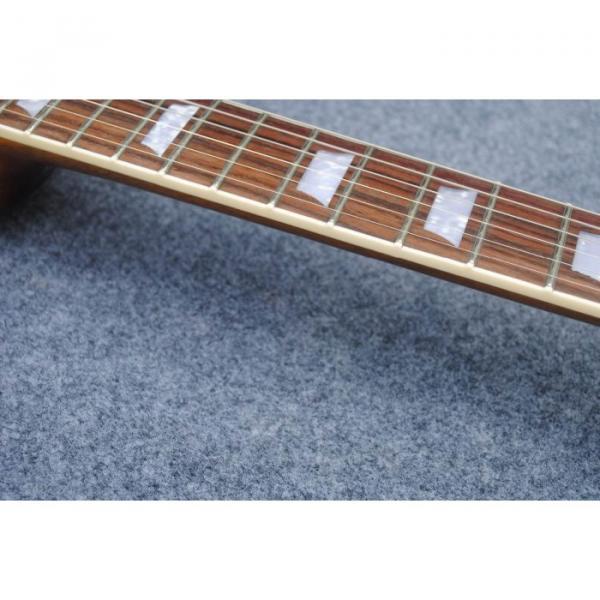 Custom Shop Honey Tiger Maple Top Electric Guitar #3 image
