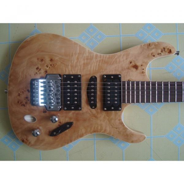 Custom Shop Ibanez Dead Wood Electric Guitar #1 image
