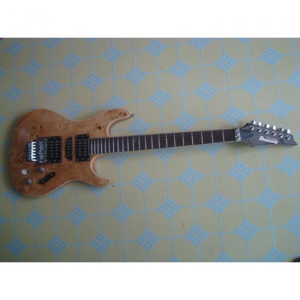 Custom Shop Ibanez Dead Wood Electric Guitar #3 image