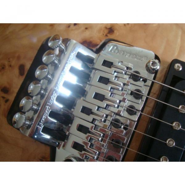 Custom Shop Ibanez Dead Wood Electric Guitar #4 image
