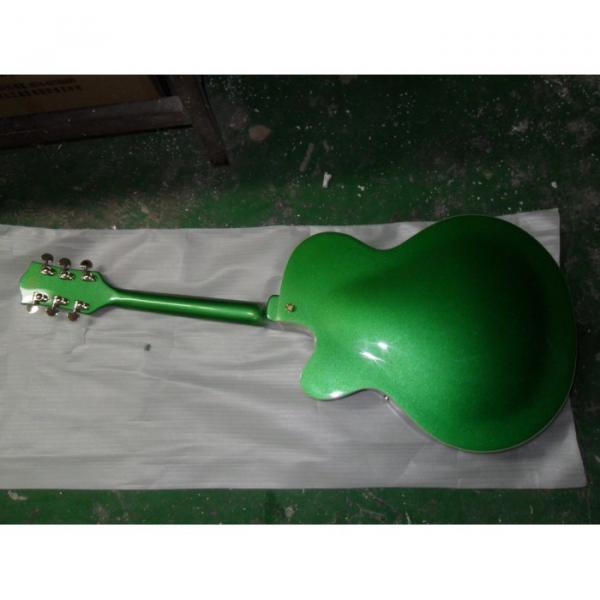 Custom Shop Gretsch Green Nashville Electric Guitar #2 image