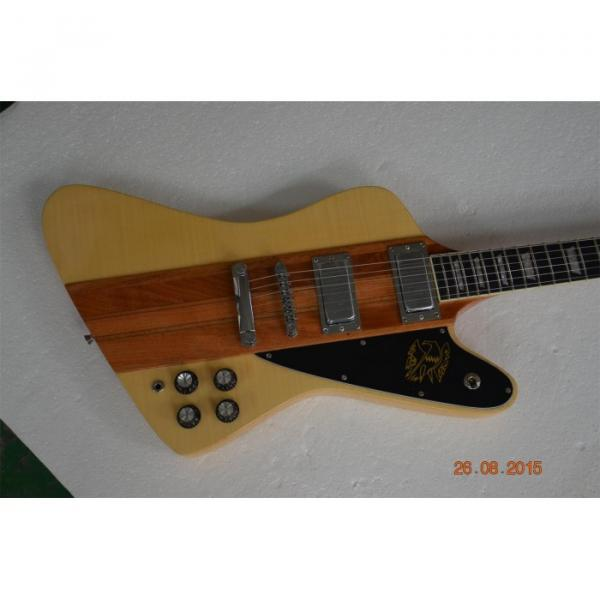 Custom Shop Firebird GOW Week 24 Flame Maple Natural Electric Guitar 2015 #1 image