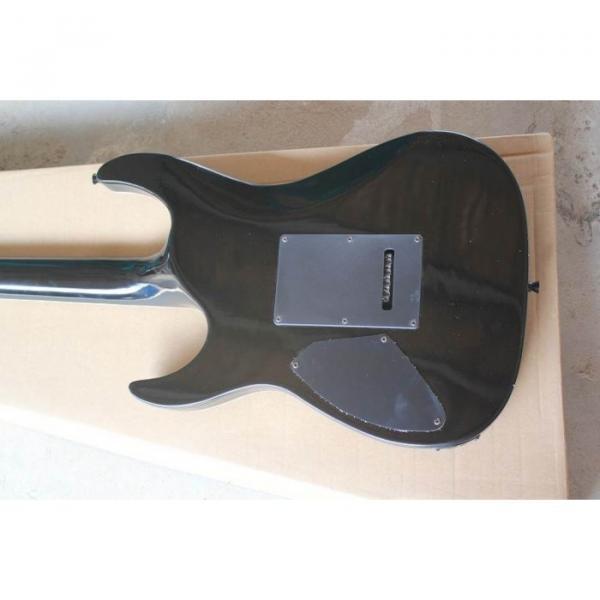 Custom Shop Fire Hawk ESP LTD Gray Electric Guitar #3 image