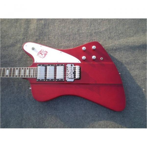 Custom Shop Firebird Red Electric Guitar #1 image