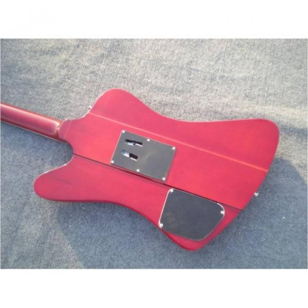 Custom Shop Firebird Red Electric Guitar #2 image