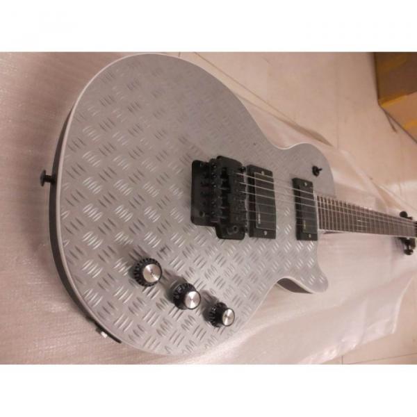 Custom Shop Eclipse ESP Matt Metallic Electric Guitar With Tremolo #1 image