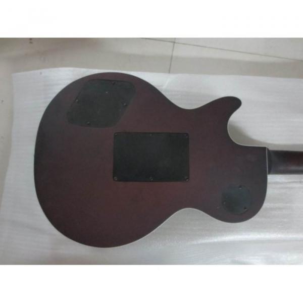 Custom Shop Eclipse ESP Matt Metallic Electric Guitar With Tremolo #2 image