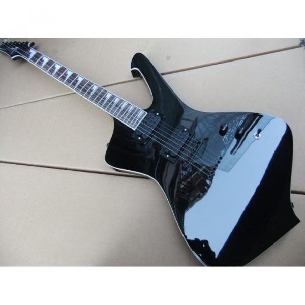 Custom Shop Black Ibanez Electric Guitar #2 image