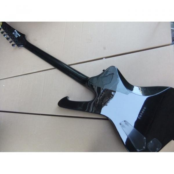 Custom Shop Black Ibanez Electric Guitar #3 image
