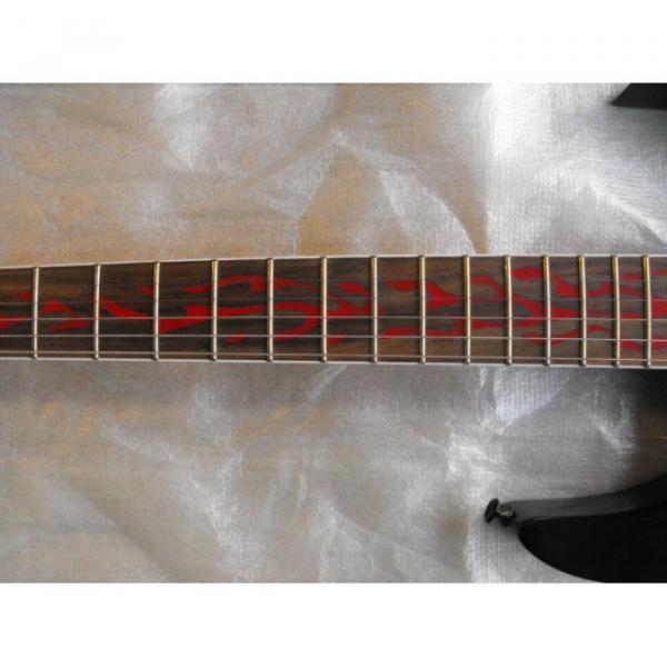 Custom Shop Black BC Electric Guitar #3 image