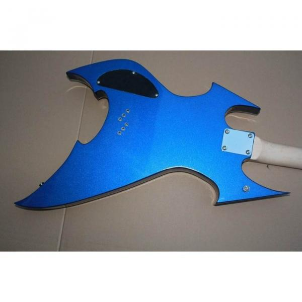 Custom Shop Avenge Blue BC Rich Electric Guitar #2 image