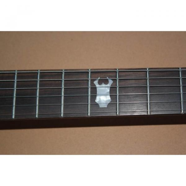 Custom Shop Avenge Blue BC Rich Electric Guitar #3 image