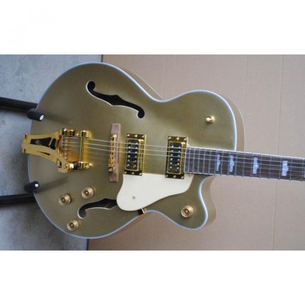 Custom Shop 6120 1959 Gretsch Gold Electric Guitar #1 image