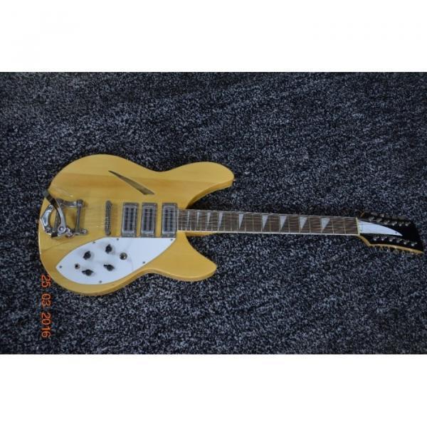 Custom Shop 12 String 340 Natural Electric Guitar #1 image