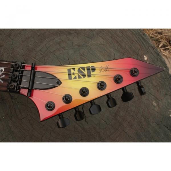Custom Movie ESP Karloff Mummy Electric Guitar #5 image