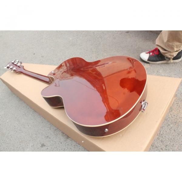 Custom Gretsch Brown Electric Guitar #2 image