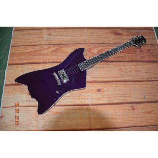 Custom Gretsch  G6199 Billy-Bo Jupiter Thunderbird Purple Electric Guitar #1 image