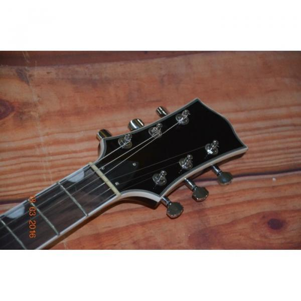 Custom Gretsch  G6199 Billy-Bo Jupiter Thunderbird Purple Electric Guitar #2 image
