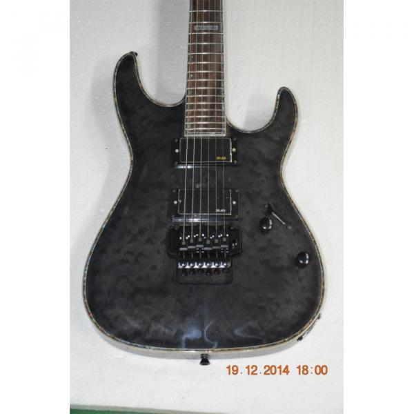 Custom  Shop LTD Gray ESP Electric Guitar #1 image