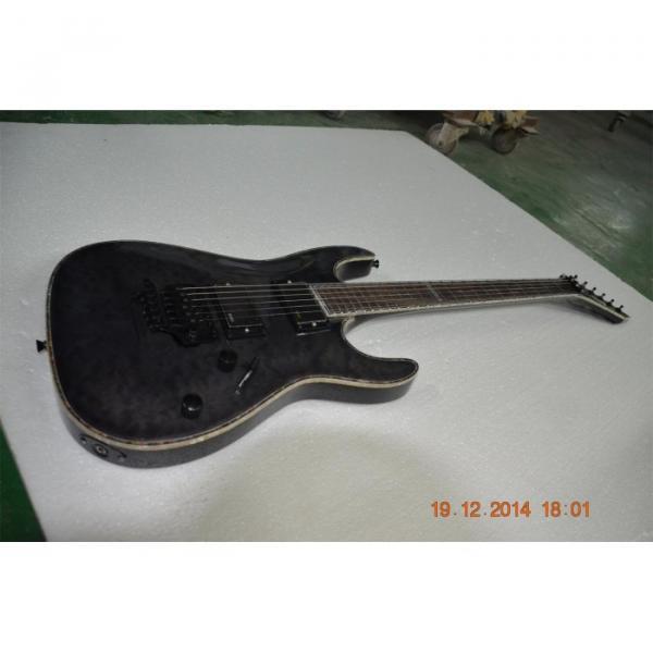 Custom  Shop LTD Gray ESP Electric Guitar #2 image