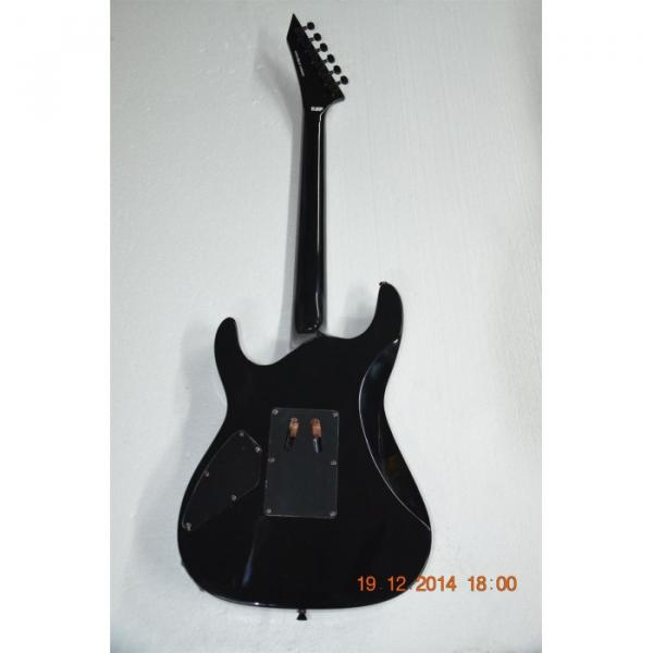 Custom  Shop LTD Gray ESP Electric Guitar #4 image