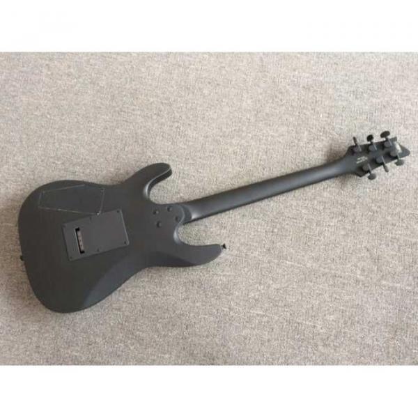 Custom Shop EVL K4 Cort Black Electric Guitar #3 image